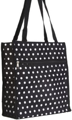 Polka Dot Tote Bags are so versatile...