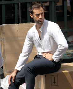 Benjamin Millepied Actors Male, Male Celebrities, Fashion Group, Dapper, Handsome, Mens Fashion, Beautiful, Moda Masculina, Man Fashion