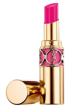 Yves Saint Laurent 'Rouge Volupté Shine' Oil-in-Stick Lipstick available at #Nordstrom