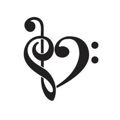 """Tattoo Dimensions: 1.5 x 1.75 inches """"Music in the soul can be heard by the universe."""" - Lao Tzu"""