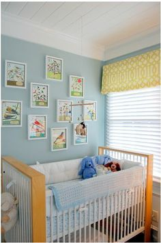 Don't need a nursery anymore (Yay@ hehe) but LOVE the bird prints
