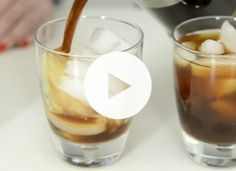 How to make the perfect iced coffee at home.