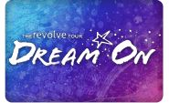 The Revolve Tour ~The Revolve Tour 2012: Dream On    KJ-52 , Stellar Kart, Jamie Grace, Jenna Lucado Bishop, Chad Eastham, and Courtney Clark Cleveland join up for The Revolve Tour's 2012 event, Dream On. I used to love taking @IS here.   http://revolvetour.com/