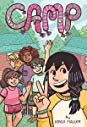Camp by Kayla Miller Group Of Friends, Real Friends, Camping Books, Popular Book Series, Book Club Books, Cute Drawings, Bestselling Author, Ebooks, Novels