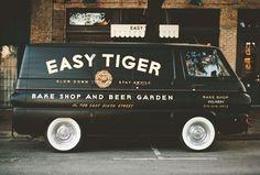Designed by Land. Easy Tiger
