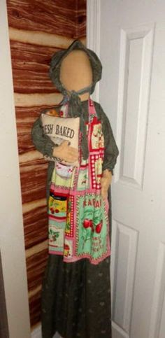 Vacuum Cover Doll Made From A Pattern By Www