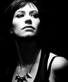 Maggie Siff aka Tara Knowles Sons of Anarchy
