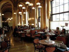 Cafe Central, Viena