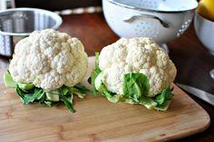 Creamy Whipped Cauliflower Mash