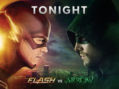 Once and for all, who will win? The Bolt or The Bow? Find out TONIGHT on part 1 of #TheFlash and #Arrow 2-night crossover!