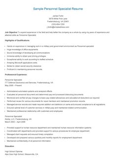 Accounting Specialist Resume Impressive Sample Sales Support Specialist Resume  Resame  Pinterest