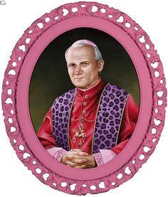 Pope John Paul II 12 Scheidly - 1st