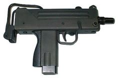 MAC-10 Machine Pistol (1964)