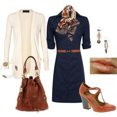 Nursing-friendly business Casual outfit (love it all except the shoes, though they look comfy)