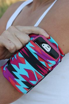 Tribal – speedzter.  Comfortable and doesn't slip.  Great for carrying your phone  speedzter.com