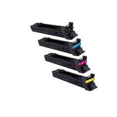 N 1SET A0DK132 A0DK232 A0DK332 A0DK432 Compatible Toner Cartridge For QMS Magicolor 4650 4650DN 4650EN