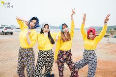 Nine Muses Sungah, Minha, Hyemi & Sojin