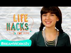 Super Straw Hacks | LIFE HACKS FOR KIDS - YouTube