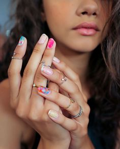 5 New Nail Art Ideas To Up Your Summer #ManicureMonday Game  - Seventeen.com