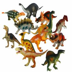 1piece Dinosaur Toy Set Plastic Jurassic Park World Play Toys Dinosaur Model Action and Figures Best Gift for Boys big size