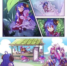 Lol League Of Legends, Champions League Of Legends, Nico Robin, Character Art, Character Design, League Memes, Figure Drawing Reference, Best Fan, Cartoon Games