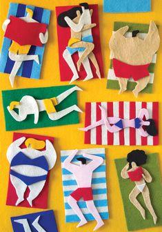 Fuzzy Artworks by Jacopo Rosati | iGNANT.de