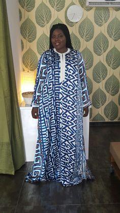 African Print Dresses, African Wear, African Fashion Dresses, Silk Kaftan, Africa Dress, Africa Fashion, Caftans, Ankara, Amazing Women