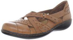 Amazon.com: Clarks Women's Ashland Rivers Shoe: Shoes-$39.99