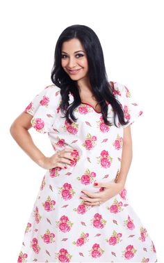Hospital Delivery Gown - Aster