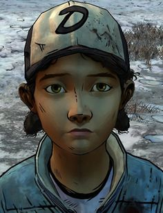 Clementine - From The Telltale's Walking Dead game series