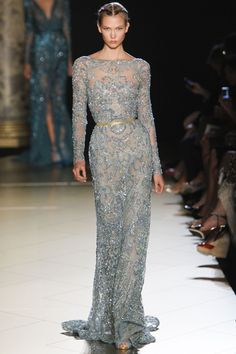 Elie Saab dress for AW13...beautiful!