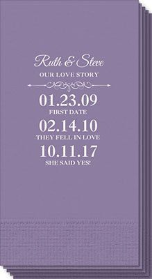 Our Love Story Guest Towels Wedding Sweepstakes, Guest Towels, Our Love, Falling In Love, Love Story, Positivity, Optimism