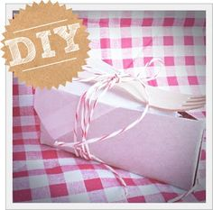 * live life deeply-now★DIY★Lifestyle★Food★Design: DIY - Tortenstückverpackung