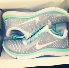 the only way for me to start working out is to get me a pair of these!! --Nike Shoes