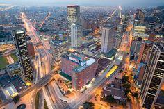 Exploring Bogota