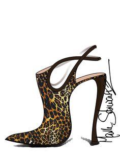 Check out my shoe design website - http://www.markschwartzshoedesigner.com/