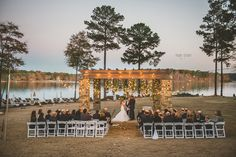 Jaime & Adam's Ritz Carlton Lodge at Lake Oconee Wedding