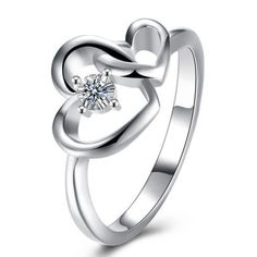 GET $50 NOW   Join RoseGal: Get YOUR $50 NOW!http://m.rosegal.com/rings/rhinestone-double-love-heart-ring-860908.html?seid=7376983rg860908
