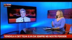 L'intervista di Maria Latella a Nichi Vendola