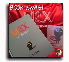 Enter the Max the Brave, children's book contest for goodies and a copy of your own!  Great story- see my review!