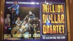 Million Dollar Quartet Rocks Las Vegas