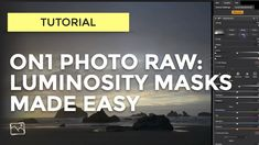 Scared of luminosity masks? Work with them visually and it's easier than you may think.