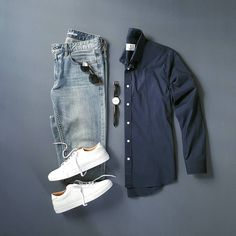Sunday Outfit Grid