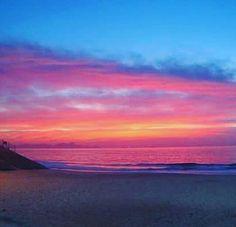Sunrise, brazil arpoador
