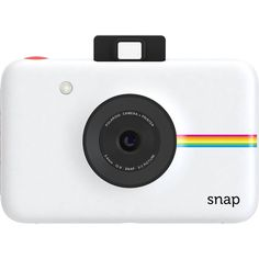 Polaroid Snap Touch White - Elektronikk
