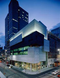 Zaha Hadid Architects, Hélène Binet, Paul Warchol, Roland Halbe - www.rolandhalbe.de · Rosenthal Center for Contemporary Art in Cincinnati · Divisare