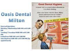 Dental Hygiene, Dental Health, Oasis, Teeth In A Day, Dental Emergency, Implant, Wisdom Teeth, Cosmetic Dentistry