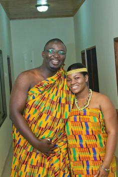 African Sweetheart: Traditional Weddings: We Love Kente! (Ghana)