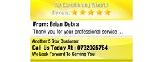 Thank you for your professional service