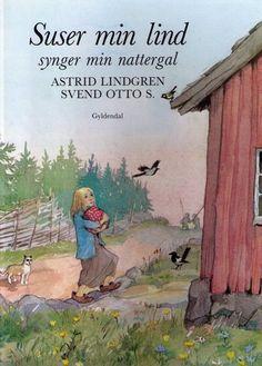 Suser min lind synger min nattergal